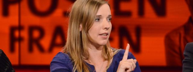 Anne Wizorek in debate