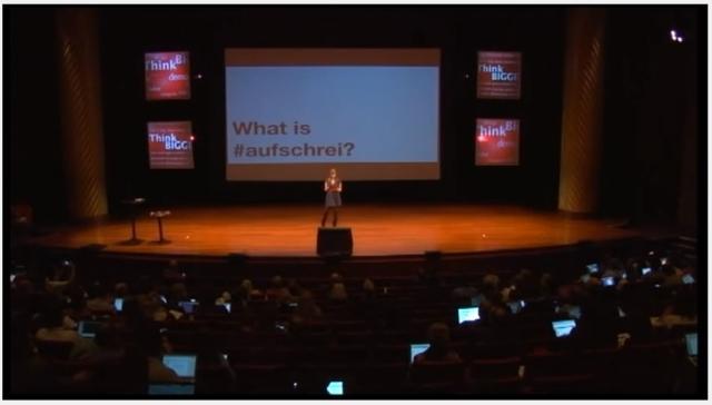 Conference talk