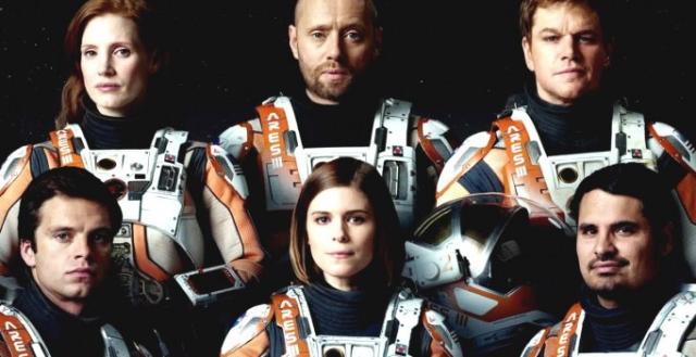 Martian crew