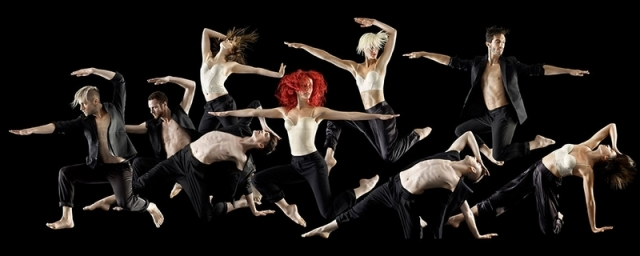 Ballets Jazz de Montreal, photo by Leda & St.Jacques