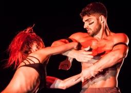 Ballets Jazz de Montreal - Rouge