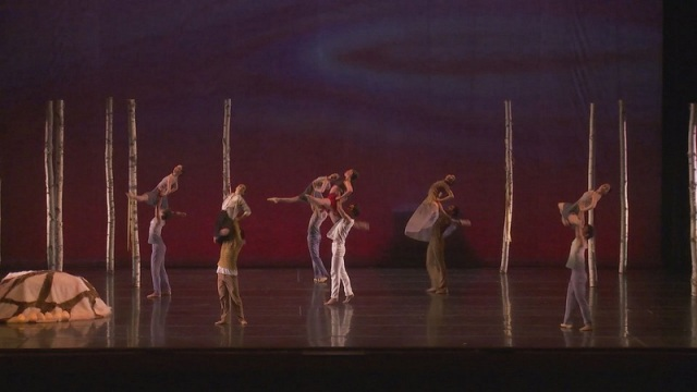 Royal Winnipeg Ballet - Going Home Star