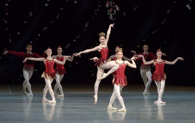 Rubies by Valentin Baranovsky © State Academic Mariinsky Theatre