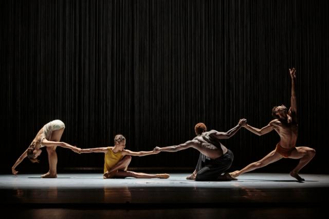 Lines Ballet at Yerba Buena Center