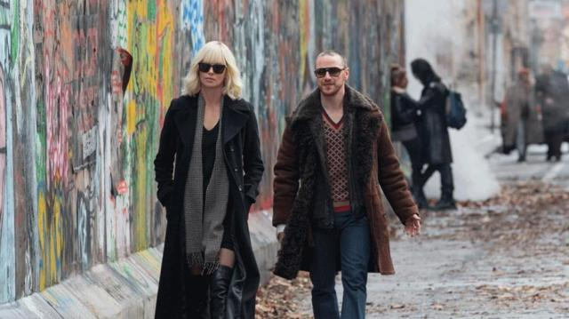Atomic Blonde, Berlin